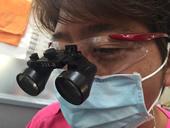 拡大鏡/歯科光学2.5X-Rルーペ